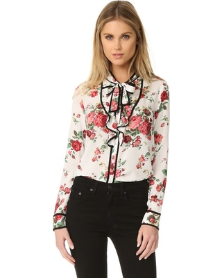 re-named-floral-neck-tie-blouse