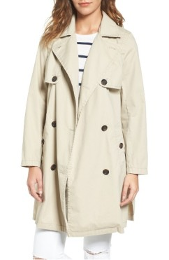 Madewell Abroad Trench Coat ($90): http://shopstyle.it/l/LOi