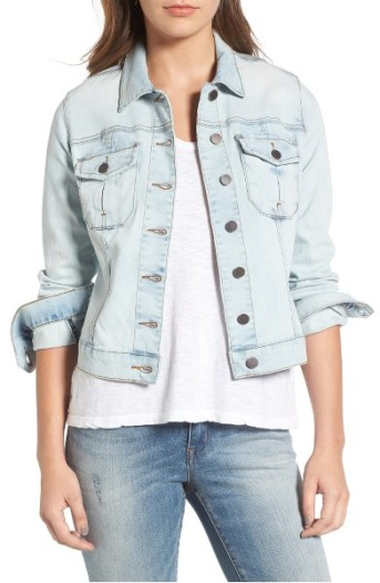 KUT from the Kloth Amelia Denim Jacket ($53): http://shopstyle.it/l/LOt