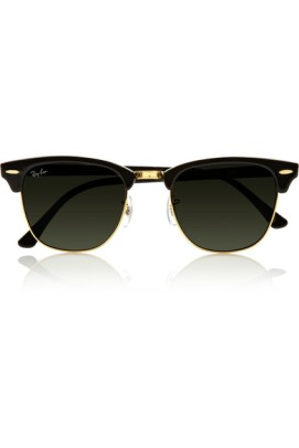 Ray-Ban Clubmaster Acetate Sunglasses ($150): https://api.shopstyle.com/action/apiVisitRetailer?id=422670538&pid=uid5344-35599812-74