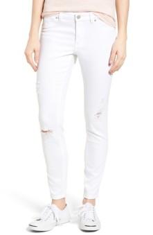 CASLON Distressed Skinny Jeans ($47): http://shopstyle.it/l/LUK