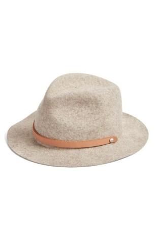 rag & bone Abbott Packable Wool Fedora ($117): http://shopstyle.it/l/MOj