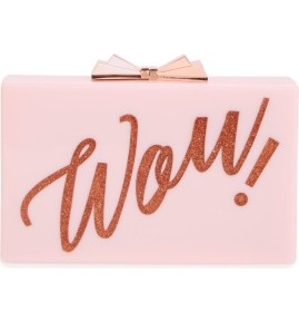 Ted Baker London Stacy Wow Clutch ($120): http://shopstyle.it/l/MN4