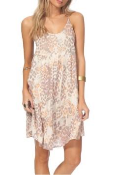 Rip Curl Animalia Leopard Print Dress ($26): http://shopstyle.it/l/LS6