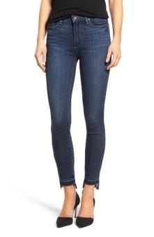 PAIGE Hoxton High Waist Skinny Jeans ($140): http://shopstyle.it/l/LUM