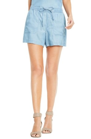 Two by Vince Camuto Chambray Shorts ($47): http://shopstyle.it/l/LT9