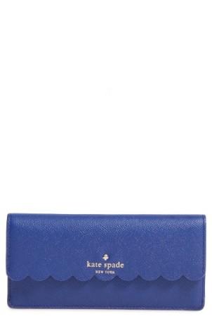 Kate Spade New York Morris Lane Alli Leather Wallet ($99): http://shopstyle.it/l/MOa