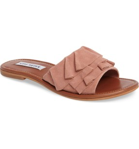 Steve Madden Getdown Sandal ($40): http://shopstyle.it/l/Miy