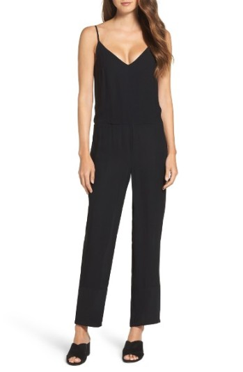 French Connection Copley Crepe Jumpsuit ($89): http://shopstyle.it/l/LS0
