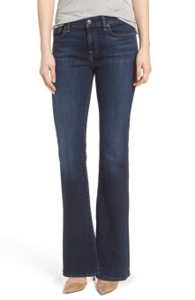 7 For All Mankind 'Tailorless' Bootcut Jeans ($120): http://shopstyle.it/l/LUr