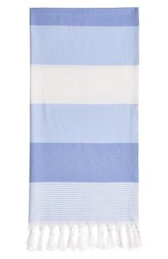 Linum Home Textiles 'Sea Waves' Turkish Pestemal Towel ($31): http://shopstyle.it/l/MQM