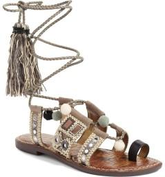 Sam Edelman Gretchen Gladiator Sandal ($66): http://shopstyle.it/l/Miw