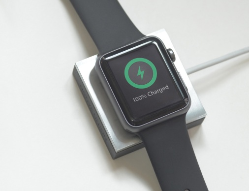 Native Union Apple Watch Anchor Charging Pad ($30): http://shopstyle.it/l/08h