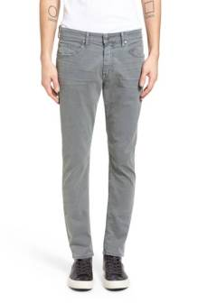PAIGE Lennox Slim Fit Twill Pants ($129.90) http://shopstyle.it/l/cNFF