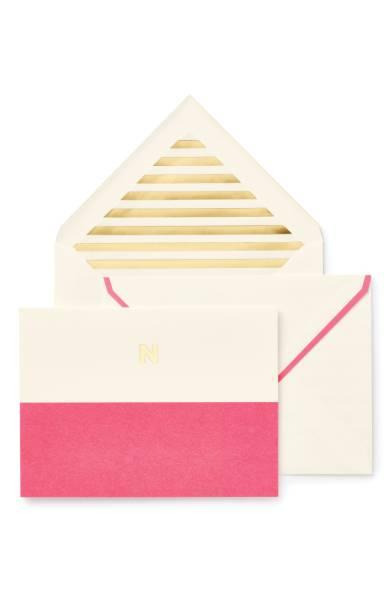 Kate Spade New York Dipped Note Card Set$11.98 (40% off) http://shopstyle.it/l/cFHM