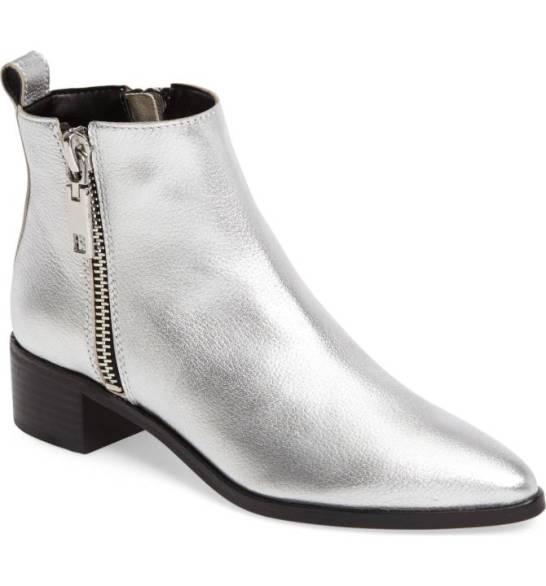 Dolce Vita Marra Double Zip Bootie ($105.90) http://shopstyle.it/l/cN9R