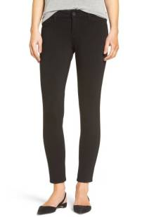 KUT from the Kloth Donna Ponte Knit Skinny Jeans ($45.90) http://shopstyle.it/l/c2b5