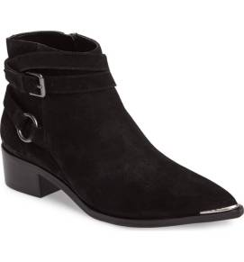 Marc Fisher LTD Yatina Bootie ($129.90) http://shopstyle.it/l/cOdm