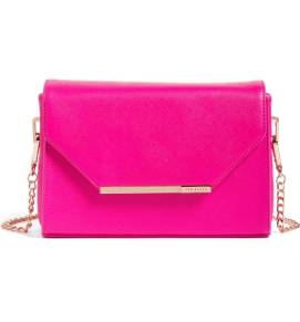 Ted Baker London Textured Bar Faux Leather Crossbody Bag ($105.90) http://shopstyle.it/l/cPlz