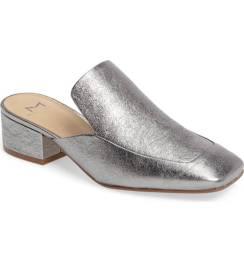 Marc Fisher LTD Lailey Block Heel Mule ($99.90) http://shopstyle.it/l/cOgf