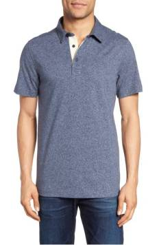 Nordstrom Men's Shop Trim Fit Jaspe Polo ($35.90) http://shopstyle.it/l/cNyH
