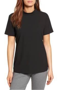 Halogen Stretch Woven Shirt ($69) http://shopstyle.it/l/cXv8