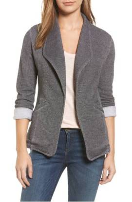 Caslon Knit Blazer ($39.90) http://shopstyle.it/l/dkuD