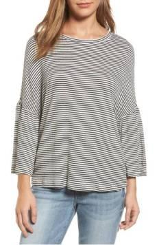 Caslon Stripe Belle Sleeve Tee ($25.90) http://shopstyle.it/l/cXwn