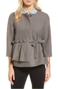 Halogen Soft Ruffle Jacket ($89.90) http://shopstyle.it/l/dksn