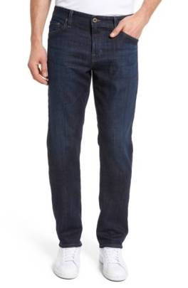 AG Graduate Slim Straight Leg Jeans (Balcony) ($131.90) http://shopstyle.it/l/cNFL