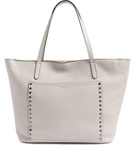 Rebecca Minkoff Unlined Front Pocket Leather Tote ($216.90) http://shopstyle.it/l/cO9l