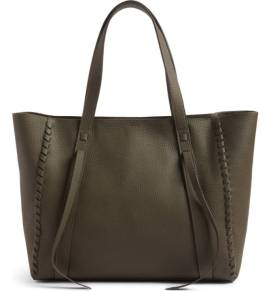 ALL SAINTS Raye Leather Tote ($249.90) http://shopstyle.it/l/cO8m