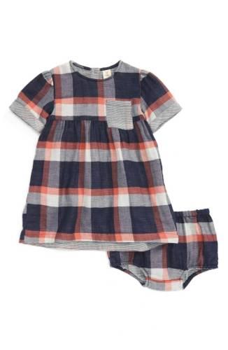 Tucker + Tate Plaid Short Sleeve Dress ($22.90) http://shopstyle.it/l/cKPs