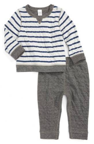 Nordstrom Baby Reversible Double Knit T-Shirt & Pants Set ($25.90) http://shopstyle.it/l/cKNb