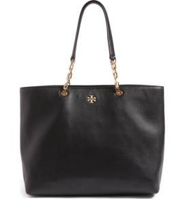 Tory Burch Frida Pebbled Leather Tote ($349.90) http://shopstyle.it/l/cO8g
