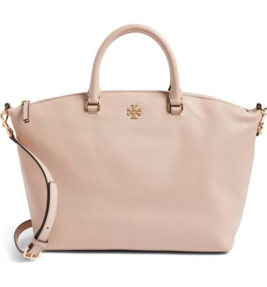Tory Burch Frida Leather Satchel ($329.90) http://shopstyle.it/l/cO8b