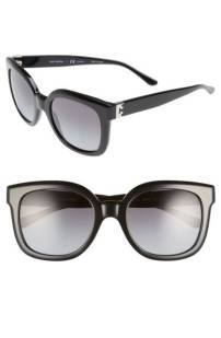 Tory Burch Modern-T 54mm Gradient Cat Eye Sunglasses ($143.90) http://shopstyle.it/l/cO2O