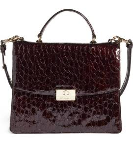 Brahmin Dante Simone Top Handle Leather Satchel ($249.90) http://shopstyle.it/l/cO9X