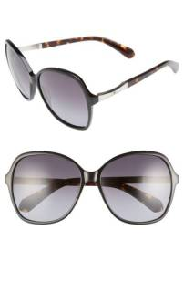 kate spade new york Jolyn 58mm Gradient - Lens Sunglasses ($119.90) http://shopstyle.it/l/cO2L