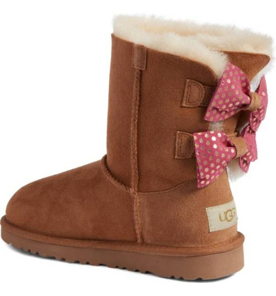 UGG Meilani Dots Boot with Genuine Shearling ($79.90 - $92.90) http://shopstyle.it/l/cKGY