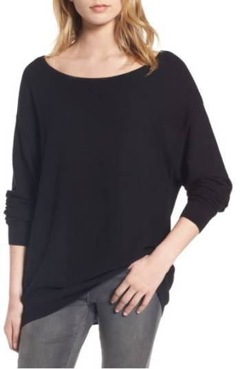 BP. Boatneck Rib Knit Pullover ($24.90) http://shopstyle.it/l/cXt8