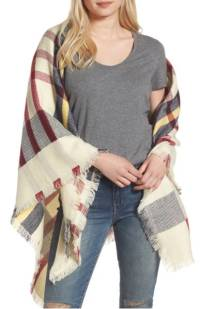 Shiraleah Lyla Plaid Square Scarf ($24.90) http://shopstyle.it/l/cPGc