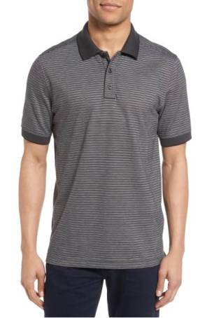 Nordstrom Men's Shop Regular Fit Performance Stripe Polo ($35.90) http://shopstyle.it/l/cNMq
