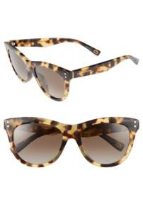MARC JACOBS 54mm Gradient Polarized Sunglasses ($113.90) http://shopstyle.it/l/cO2z