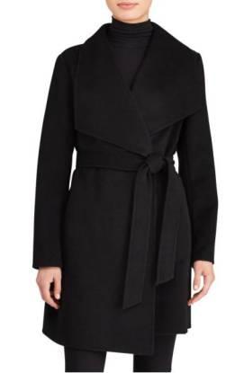Lauren Ralph Lauren Double Face Wool Blend Wrap Coat ($198.90) http://shopstyle.it/l/dkwf