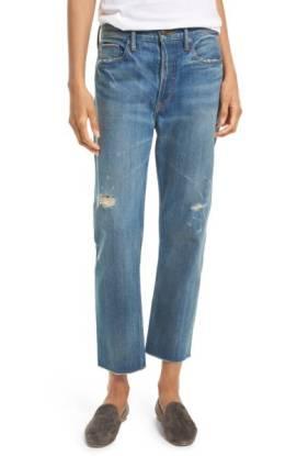 Vince Union Distressed Slouch Jeans ($183.90) http://shopstyle.it/l/c16T