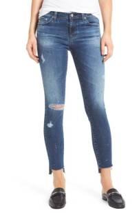 AG The Legging Step Hem Ankle Skinny Jeans (10 Years Beatnik) ($163.90) http://shopstyle.it/l/c18E
