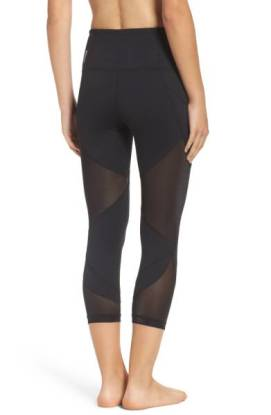 Zella Glam High Waist Crop Leggings ($42.90) http://shopstyle.it/l/cPPu