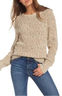 Free People Electric City Pullover Sweater ($64.90) http://shopstyle.it/l/cXBk