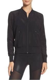 Zella Max Bomber Jacket ($65.90) http://shopstyle.it/l/dksD